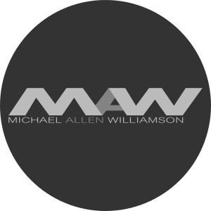 michaelallenwilliamson_logo_white_in_black_circle_300