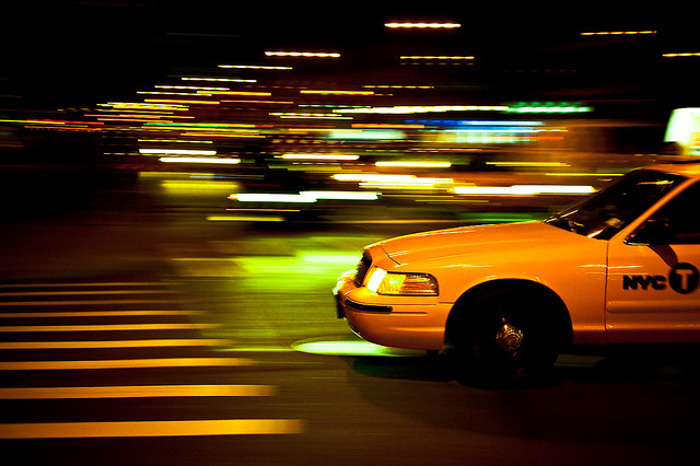 Don't call me a cab. Idioms and pedants.