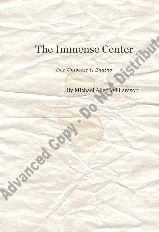 The Immense Center Advanced Copy Stain